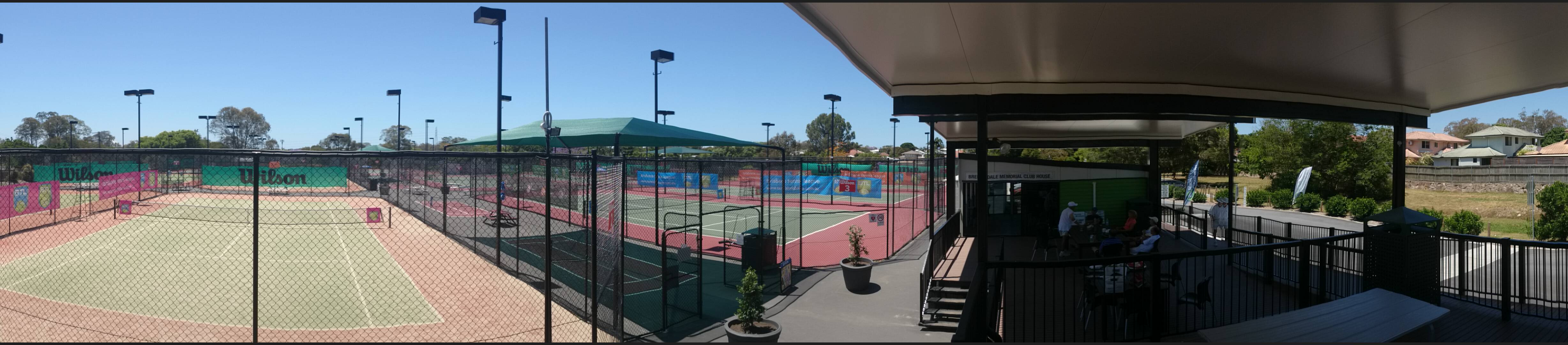 The Morningside Tennis Centre is a 12 court tennis club located just 10 minutes from the Brisbane city