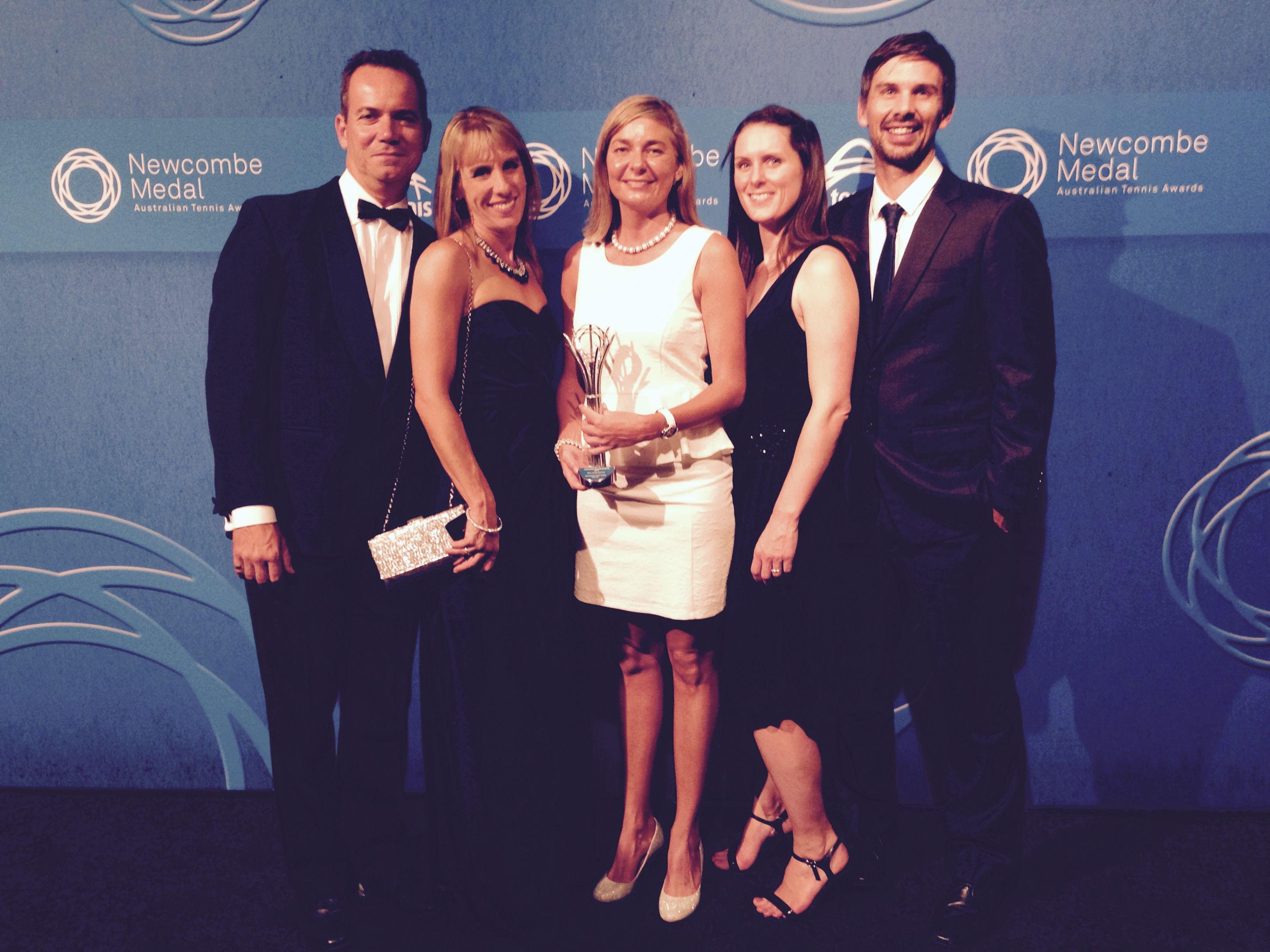 MTC 2014 Australian Tennis Club of the Year