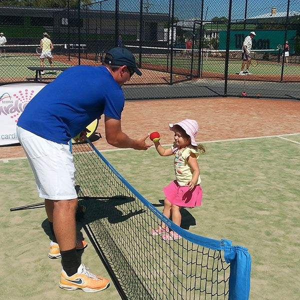Hot Shots Fundamentals for 2 to 4 year olds