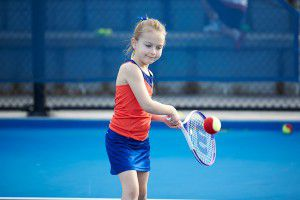Hot Shots Rally Awards at the Morningside Tennis Centre