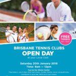 Open Day Jan 18 Flyer